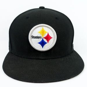 Pittsburgh Steelers New Era 59FIFTY Cap NFL